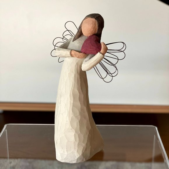 Willow Tree Angel of the Heart Figure